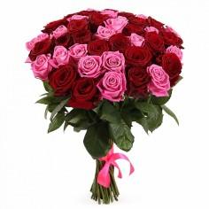 Красно-розовый шик